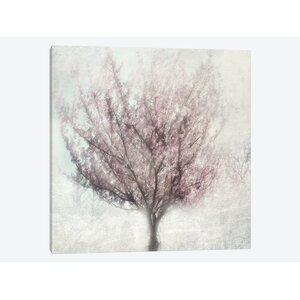 Blossom of Spring I Painting Print on Wrapped Canvas by East Urban Home