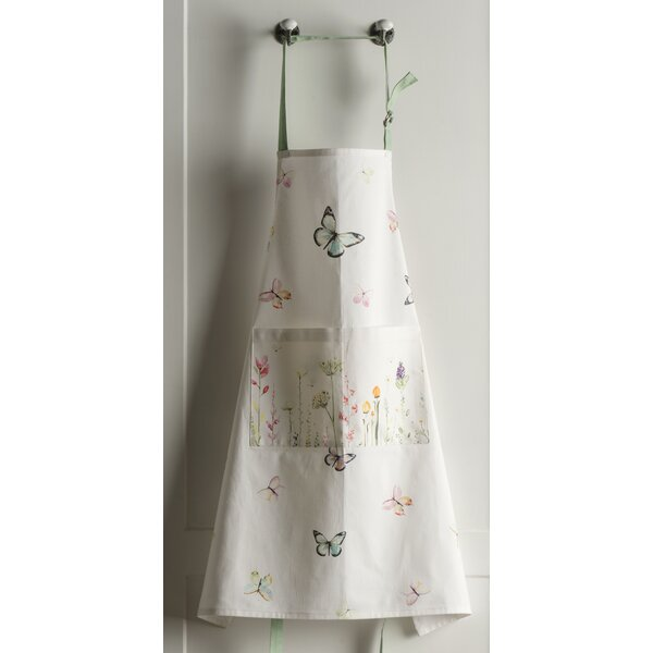 Botanical Fresh Apron by Maison d' Hermine
