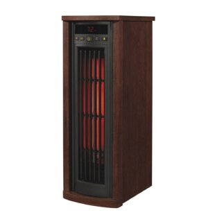 1,500 Watt Electric Infrared Tower Heater by Duraflame Electric