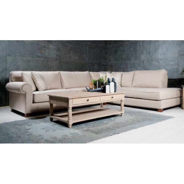 Ryann Corner Right Hand Facing Sectional by Longshore Tides