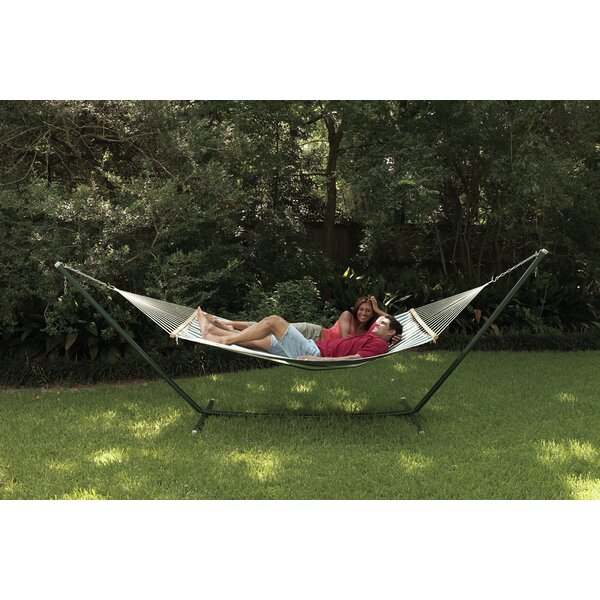 Sunset Bay PVC Hammock with Stand by Texsport
