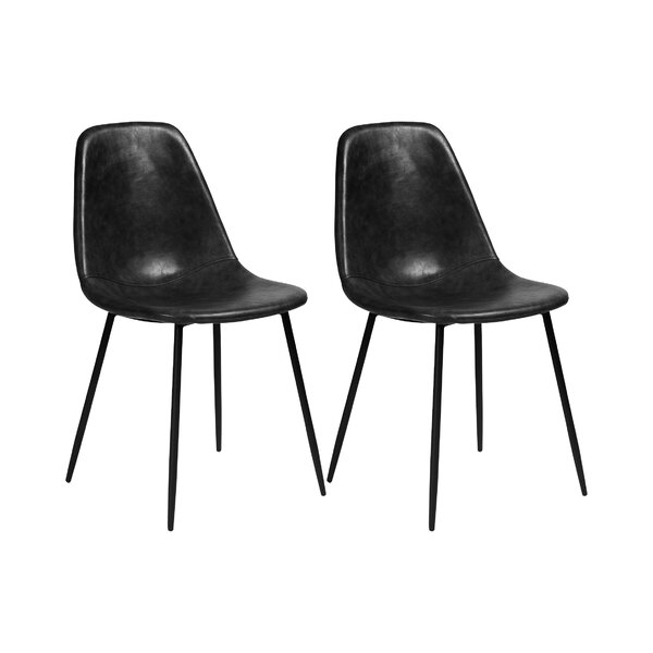Debord Upholstered Side Chair (Set Of 2) By Foundstone