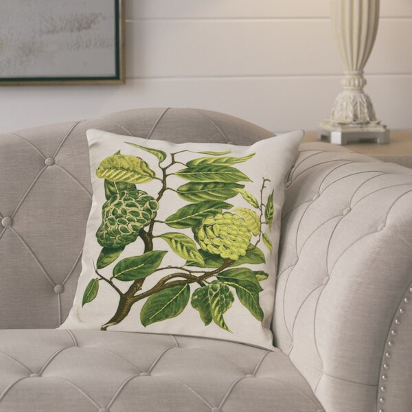Vitiello Throw Pillow by Gracie Oaks