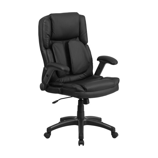 Noa Executive Swivel Office Chair by Symple Stuff