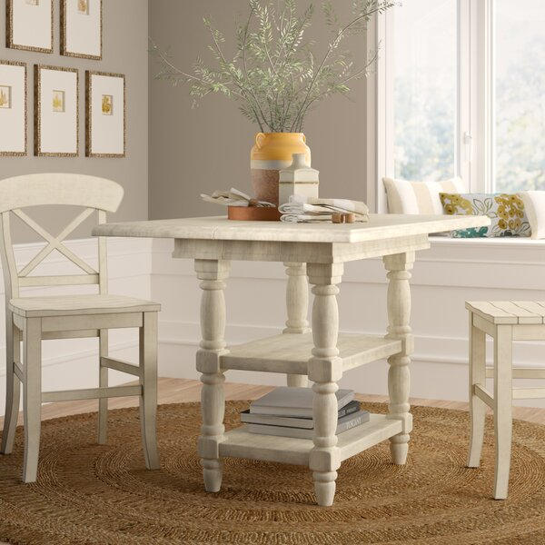 Calila 5 Piece Pub Table Set By Birch Lane™ Heritage Looking for