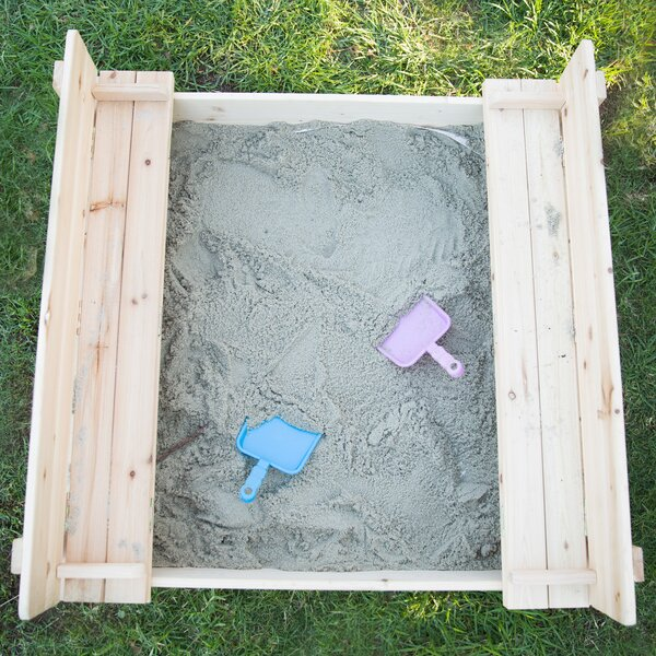 Strongbox Square Sandbox by Outward