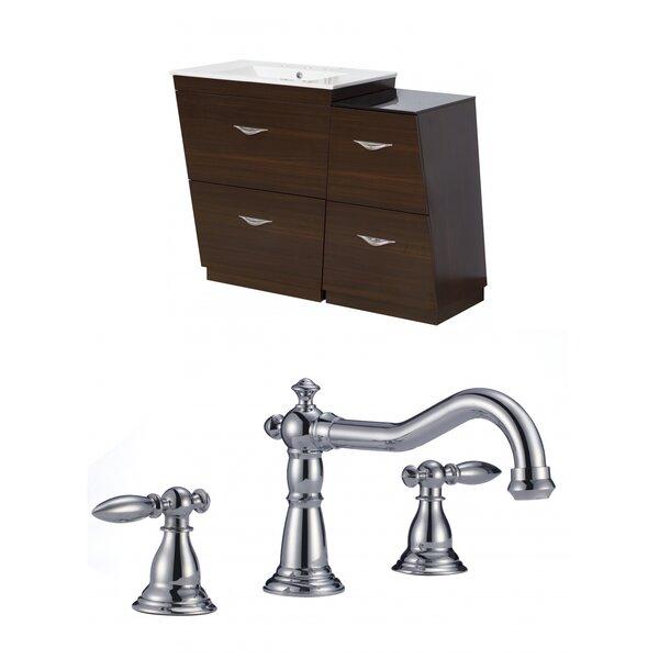 Vee 38 Single Bathroom Vanity Set by American Imaginations