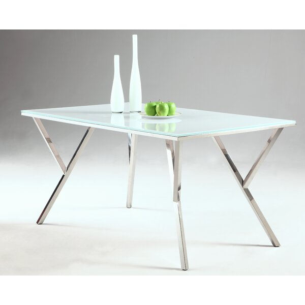 Decimus Dining Table by Orren Ellis