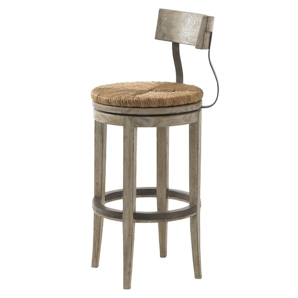 Twilight Bay 30 Swivel Bar Stool by Lexington