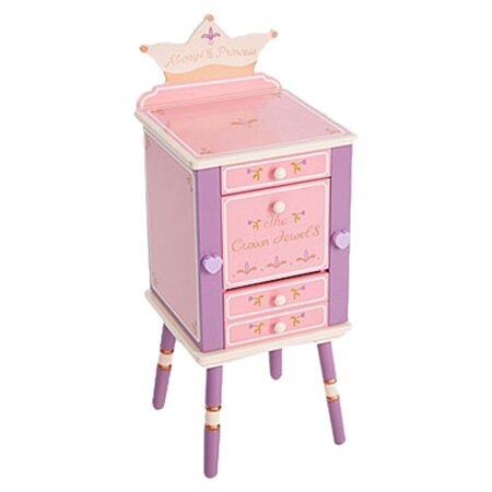 Princess Jewelry Armoire by Wildkin