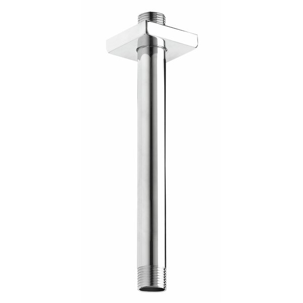 Square Ceiling Shower Arm and Flange Kit by Keeney Manufacturing Company