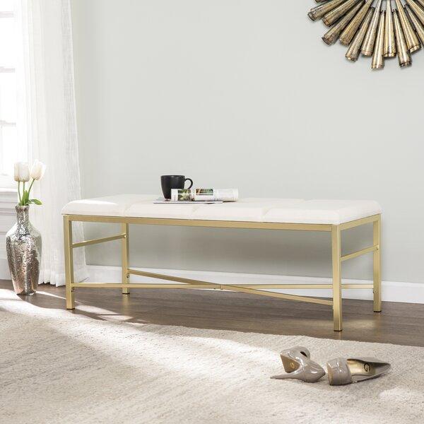 Grafton Upholstered Bench by Mercer41