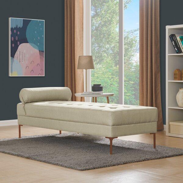 Ken Upholstered Tufted Daybed