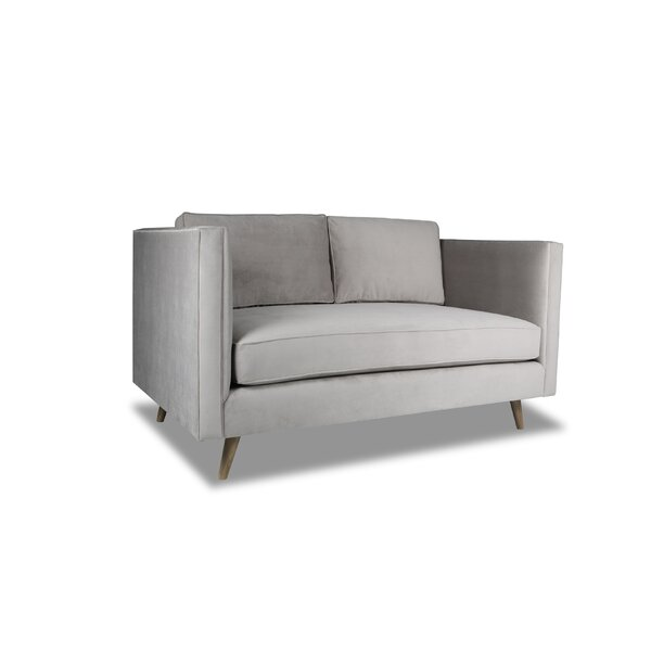Mukatiwala Plush Deep Sofa By Latitude Run Fresh