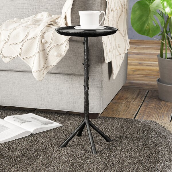 Ainsworth Pedestal End Table By Corrigan Studio