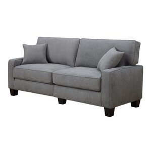 Price Check Serta® RTA Palisades 78 Sofa by Serta at Home