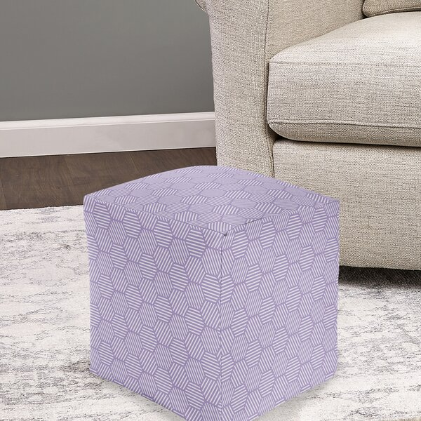Placencia Pouf by Wrought Studio