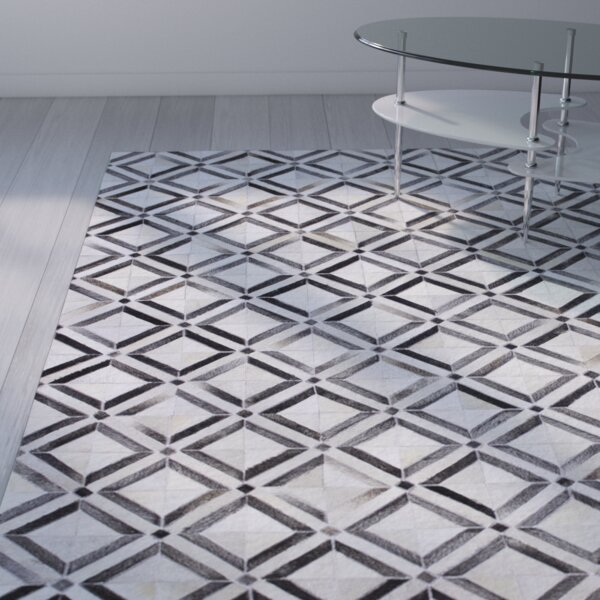 Leslie Flat woven Area Rug by Wade Logan