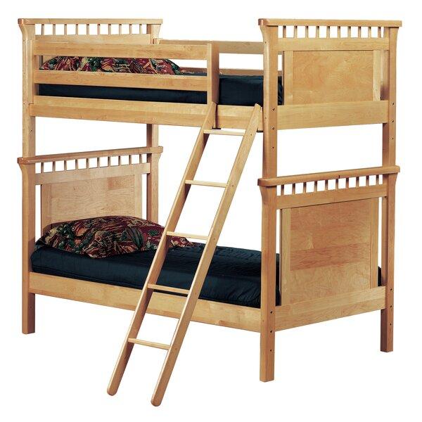 Bonneau Twin Futon Bunk Bed by Harriet Bee