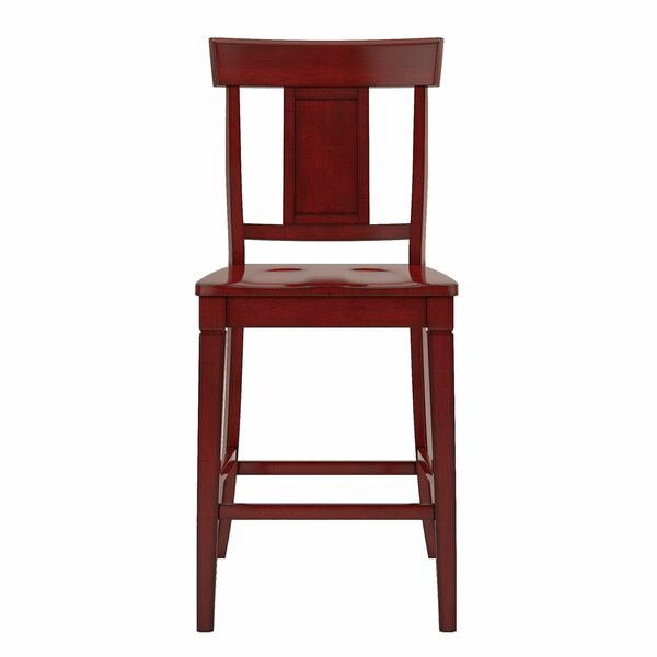 Brixham 24.21 Bar Stool (Set of 2) by Three Posts