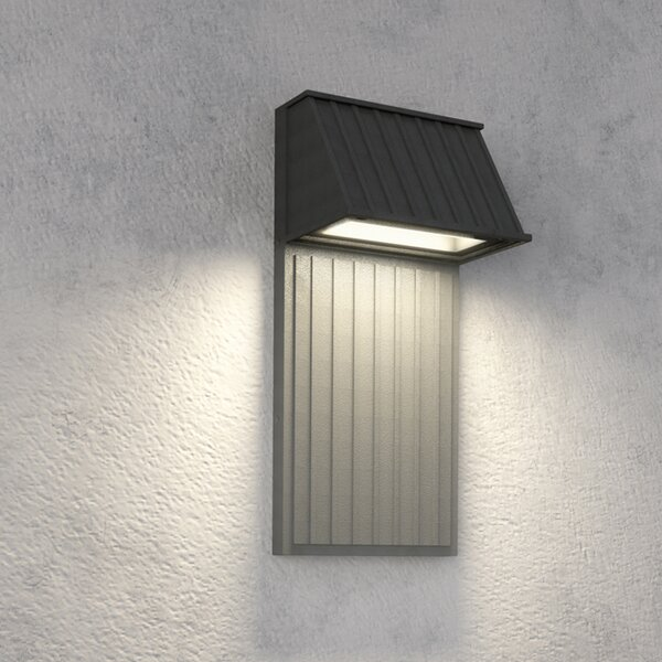 Tove 3-Light LED Outdoor Flush Mount by Feiss