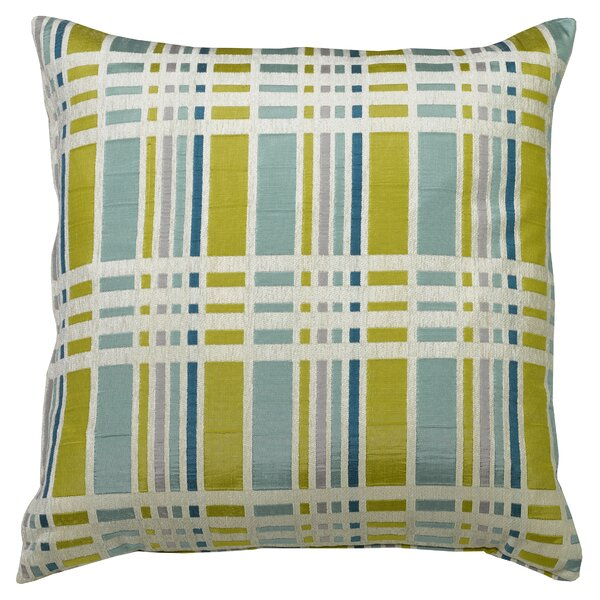Urban Loft Intersection Throw Pillow by Westex