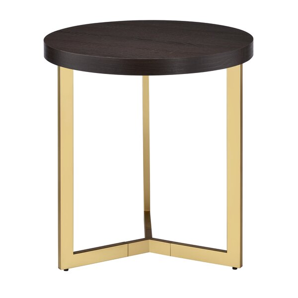 Fritsch End Table By Everly Quinn
