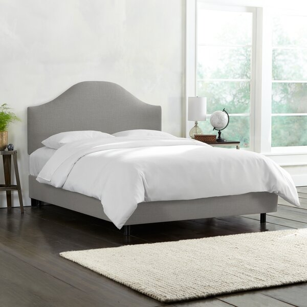 Katzer Upholstered Standard Bed by Three Posts
