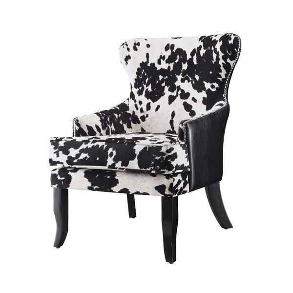 Gira Wingback Chair by Loon Peak
