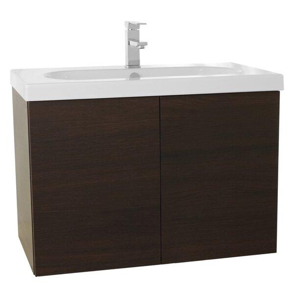Trendy 31 Single Bathroom Vanity Set by Nameeks Vanities
