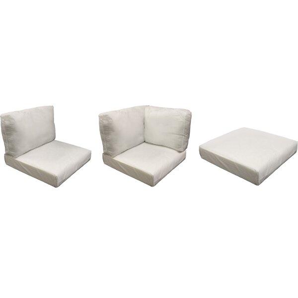 10 Piece Outdoor Cushion Set by Sol 72 Outdoor Sol 72 Outdoor