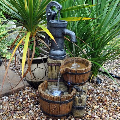 Garden Water Features Fountains Amp Solar Wayfair Co Uk