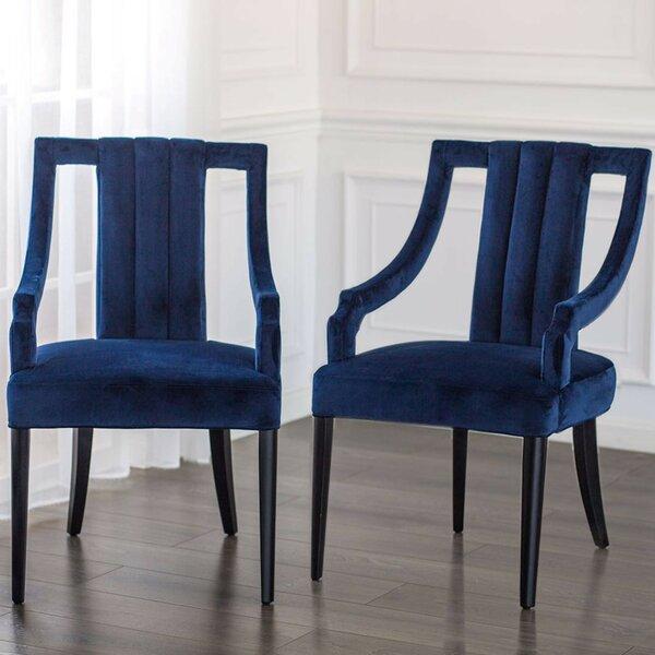 Mavis Upholstered Dining Chair by Mercer41 Mercer41