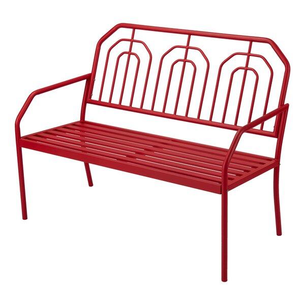 Waretown Metal Park Bench