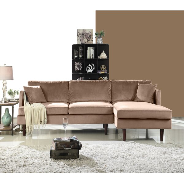 Eide Sectional by Ivy Bronx