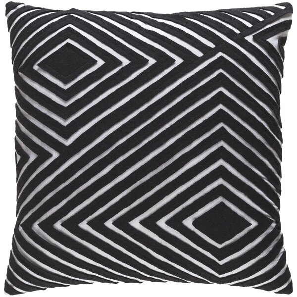 Rieder Cotton Throw Pillow by Brayden Studio
