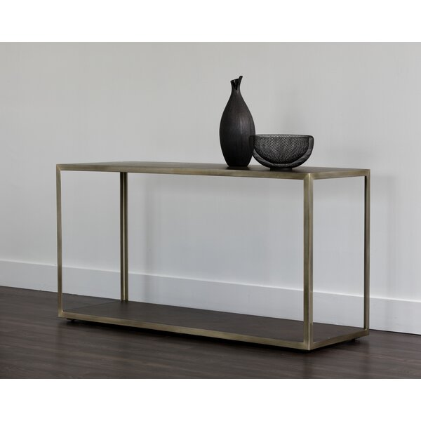 Ahleen Console Table By Latitude Run
