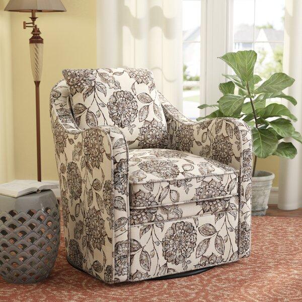 @ Brick and Barrel Swivel Armchair by Alcott Hill| #$349.00!
