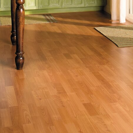 QS 700 8 x 47 x 7mm Cherry Laminate Flooring in Cherry by Quick-Step