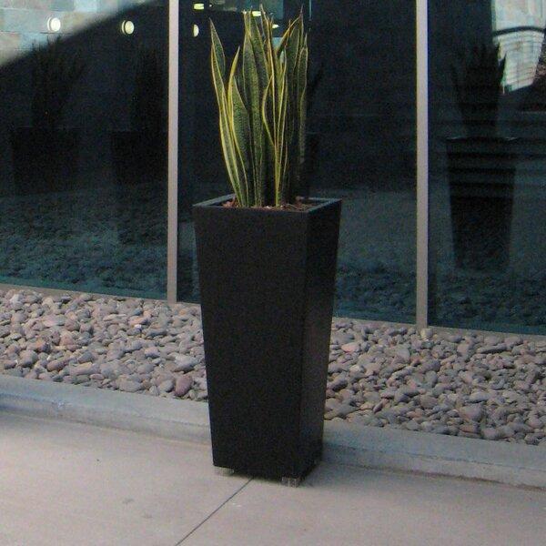 Plastic Pot Planter by Serralunga