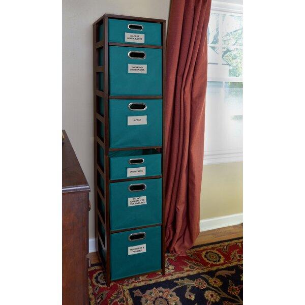 Belue Cube Unit Bookcase by Rebrilliant