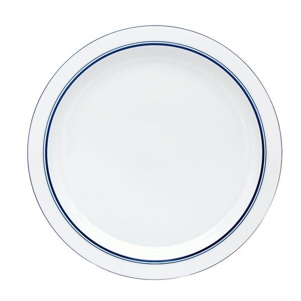 Bistro Christianshavn Blue 9 Salad Plate (Set of 4) by Dansk