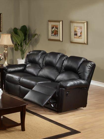 Cannady Reclining Sofa by Red Barrel Studio