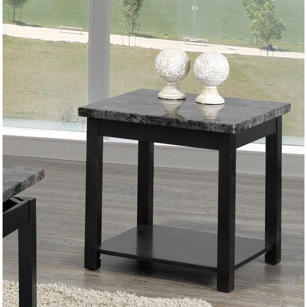 Rodrigez End Table by Canora Grey