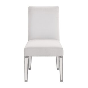 Orpha Contemporary Side Chair by Rosdorf Park