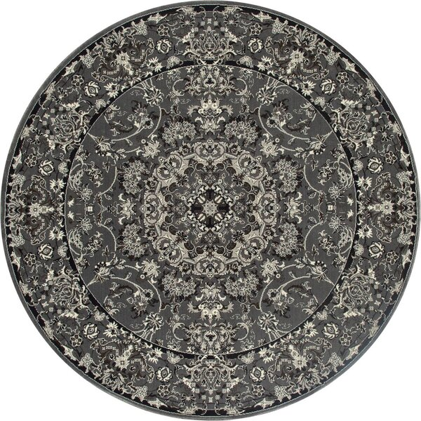 Channel Gray Area Rug by Charlton Home