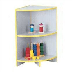 Rainbow Accents® 2 Compartment Shelving Unit by Jonti-Craft