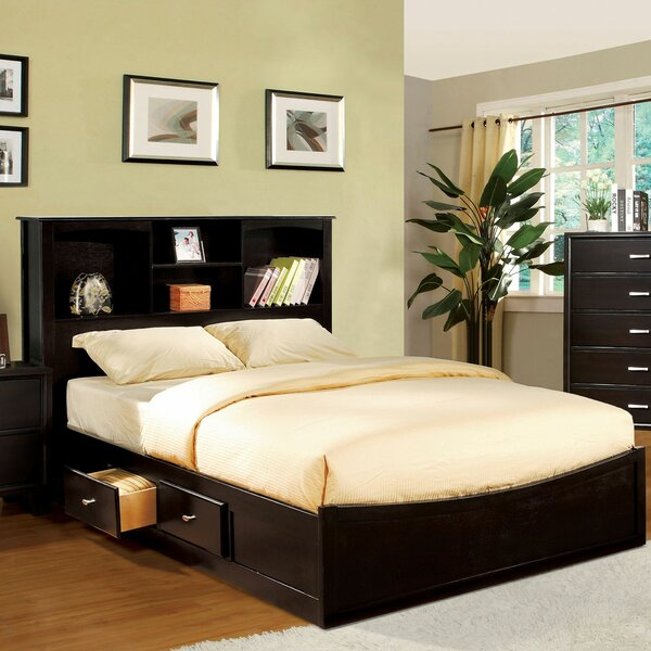 Lapinski Storage Platform Bed by Red Barrel Studio