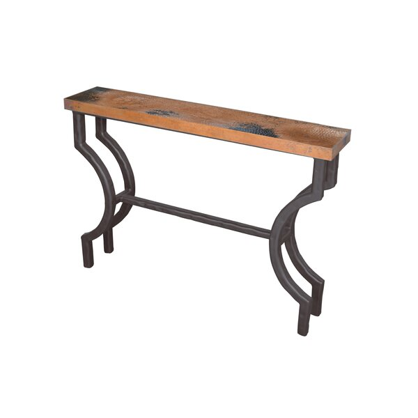 Zeller Console Table by Bloomsbury Market Bloomsbury Market