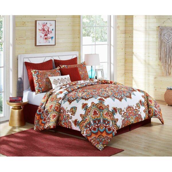 Enriquez 8 Piece Comforter Set by Bungalow Rose